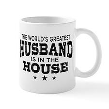 The World's Greatest Husband Mug