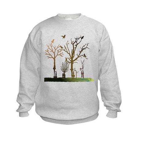 Natural Trumpets Kids Sweatshirt