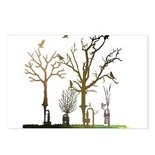 Natural Trumpets Postcards (Package of 8)