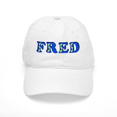 Fred Baseball Cap