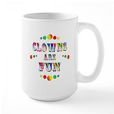 Clowns are Fun Mug