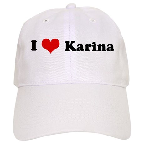 I Love Karina Cap