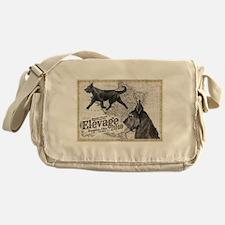 Cute Berger picard Messenger Bag