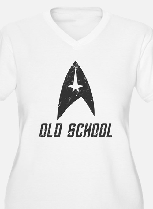 Star Trek Old School 1 T-Shirt