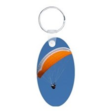 Helaine's Paragliding Keychains