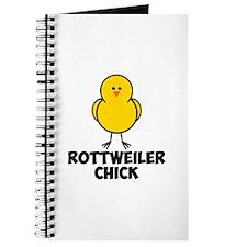 Rottweiler Chick Journal