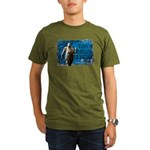 Organic Men's Tokugawa Ieyasu T-Shirt (dark)