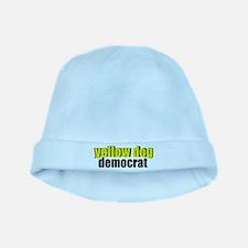 Yellow Dog Democrat baby hat