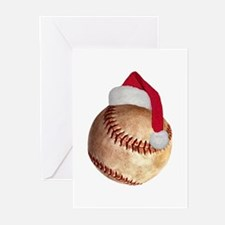Funny Sports christmas Greeting Cards (Pk of 10)