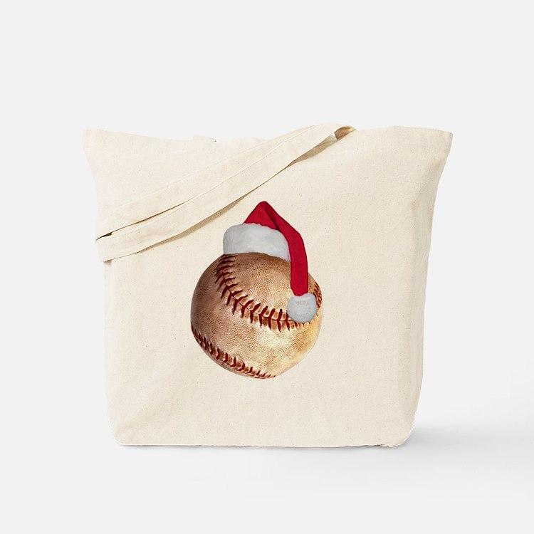 Cute Sports christmas Tote Bag