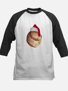 baseball_ball_santa Baseball Jersey