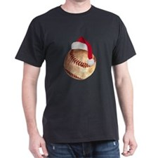 baseball_ball_santa T-Shirt