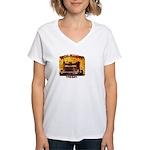 For Businesses Women's V-Neck T-Shirt