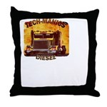 For Businesses Throw Pillow