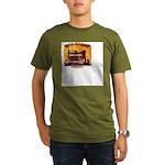 For Businesses Organic Men's T-Shirt (dark)