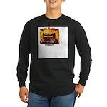 For Businesses Long Sleeve Dark T-Shirt