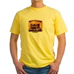 For Businesses Yellow T-Shirt