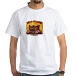 For Businesses White T-Shirt