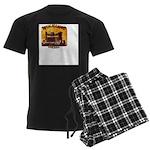 For Businesses Men's Dark Pajamas