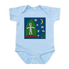 Rocket Man Infant Creeper
