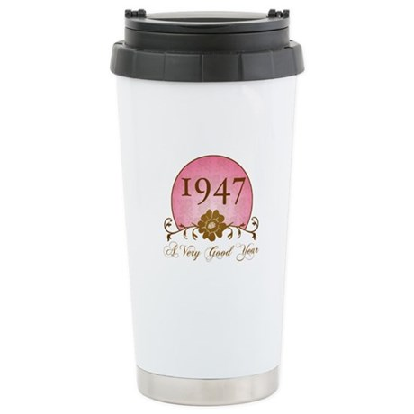 1947 A Very Good Year Stainless Steel Travel Mug