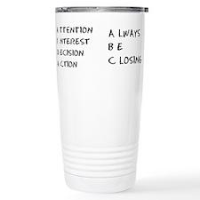 Glengarry Closers Travel Coffee Mug