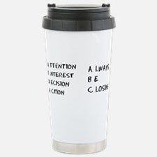 Glengarry Closers Travel Mug