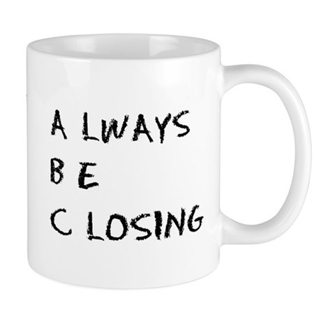 Glengarry Closers Mug