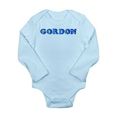 Gordon Long Sleeve Infant Bodysuit
