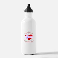 Norwegian Water Bottle