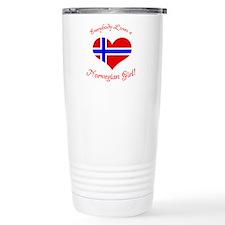 Norwegian Travel Coffee Mug