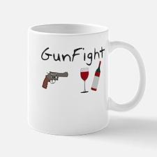 Gunfight Mug