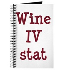 Wine IV Stat Journal