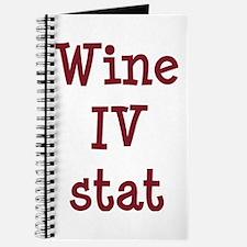 Wine IV Stat Journal
