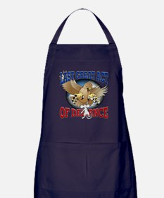 Last Great Act of Defiance Apron (dark)