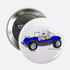 """DUNE BUGGY CAT™ 2.25"""" Button"""