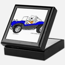 DUNE BUGGY CAT™ Keepsake Box
