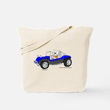 DUNE BUGGY CAT™ Tote Bag