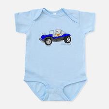 DUNE BUGGY CAT™ Infant Bodysuit