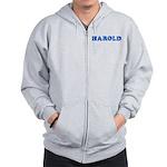 Harold Zip Hoodie