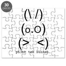 Funny Cool goth Puzzle