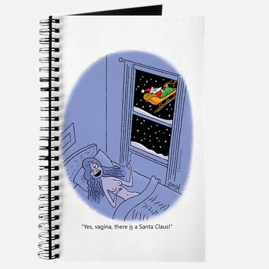 Sexy Santa Journal
