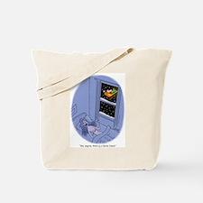 Sexy Santa Tote Bag