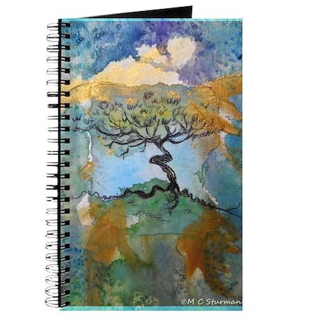 Tree, beautiful, art, Journal