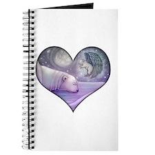 Polar bear and Angel Journal