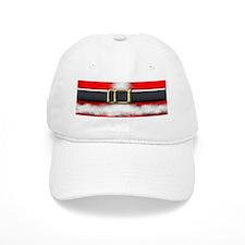 Santa on Duty Baseball Cap