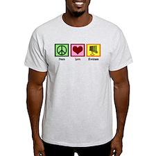 Peace Love Kwanzaa T-Shirt