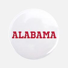 "Crimson Alabama 3.5"" Button"