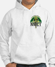 NMCT Green Front & Back Hoodie