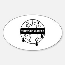 There's no planet B Decal